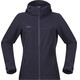 Bergans W's Ramberg Softshell Jacket Dark Navy/Night Blue